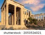 Erechtheion Temple  Erechtheum  ...