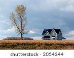 Classic Stone Farmhouse
