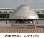 industrial ventilation fans   Shutterstock . vector #205464241