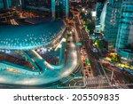 seoul  south korea   july 5 ... | Shutterstock . vector #205509835