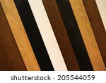 Different Kind Of Wooden Laths...
