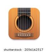 guitar music app interface...