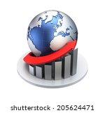 Business/Economy Concept - stock photo