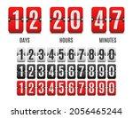 flip countdown clock counter ...
