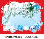 frame or background for new... | Shutterstock .eps vector #20564807