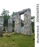 Stonehenge Merapi Jogjakarta...