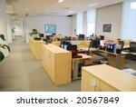 office work place   Shutterstock . vector #20567849