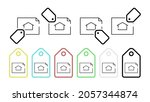 house plan  drawing vector icon ...