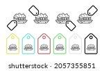 food  dish  enchilada vector...   Shutterstock .eps vector #2057355851