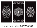 vector illustration  design for ... | Shutterstock .eps vector #205736689