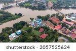 Tha Ruea  Ayutthaya  Thailand   ...
