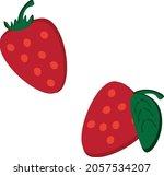 illustration of summer...   Shutterstock .eps vector #2057534207