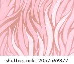 watercolor brush pattern.... | Shutterstock . vector #2057569877