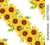 abstract elegance seamless... | Shutterstock . vector #205770301