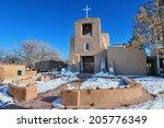 San Miguel Mission Chapel   Th...