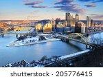 Pittsburgh  Pennsylvania  Usa ...