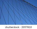 Brooklyn Bridge Cables New York ...