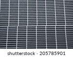 iron grill | Shutterstock . vector #205785901