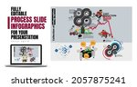 business concept for internet... | Shutterstock .eps vector #2057875241