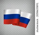 3d realistic waving flag of ...