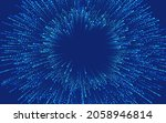 concept of big data or digital...   Shutterstock .eps vector #2058946814