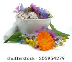 health from nature | Shutterstock . vector #205954279