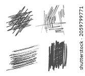 sketch hatching. pen doodle... | Shutterstock .eps vector #2059799771