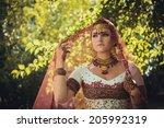 Beautiful Young Indian Woman I...