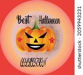 looks like a holloween content... | Shutterstock .eps vector #2059943231