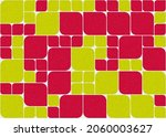 abstract geometric pattern... | Shutterstock .eps vector #2060003627