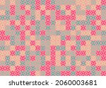 abstract geometric pattern... | Shutterstock .eps vector #2060003681