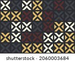 abstract geometric pattern... | Shutterstock .eps vector #2060003684