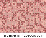 abstract geometric pattern... | Shutterstock .eps vector #2060003924