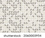 abstract geometric pattern... | Shutterstock .eps vector #2060003954