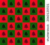 Abstract Christmas Tree...