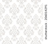 wallpaper in the style of... | Shutterstock . vector #206014291