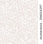 floral pattern. wallpaper... | Shutterstock . vector #206014297