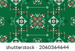 merry christmas happy new year... | Shutterstock .eps vector #2060364644