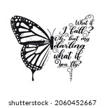 motivational quote with... | Shutterstock .eps vector #2060452667