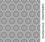 seamless geometric ornament... | Shutterstock .eps vector #2060456801
