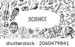 science banner or poster.... | Shutterstock .eps vector #2060479841