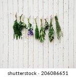 Various Medicinal Herbs Are...