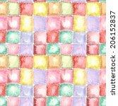 Seamless Pattern. Colorful...