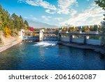 The Upper Falls Reservoir And...