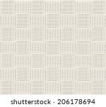 vector pattern. modern stylish... | Shutterstock .eps vector #206178694