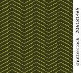 vector background  unusual... | Shutterstock .eps vector #206181469