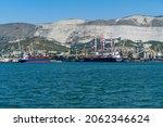 Container Ship Pride Valletta...