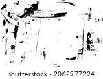 grunge distressed paint...   Shutterstock .eps vector #2062977224