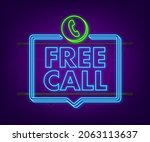 free call. information... | Shutterstock .eps vector #2063113637