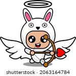 vector illustration cartoon...   Shutterstock .eps vector #2063164784